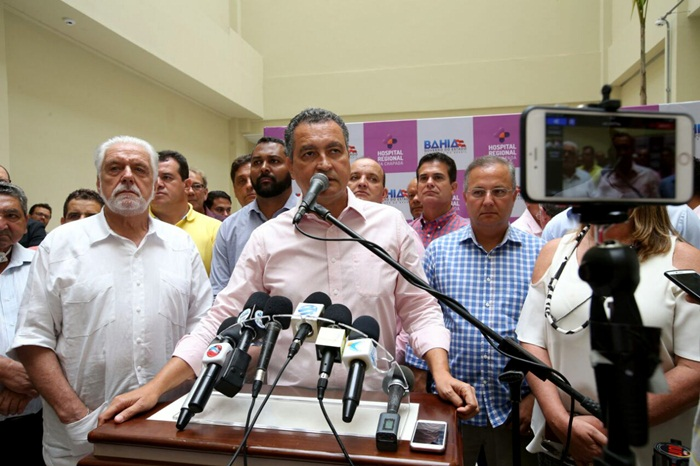 Photo of Governo requalificará Hospital Hospital Frei Justo na Chapada