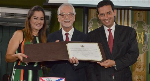 Photo of Jornalista Roberto Appel recebe Título de Cidadão de Salvador