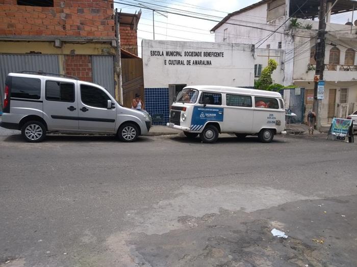 Photo of Moradores denunciam retirada de merenda em Escola Municipal no Bairro da Santa Cruz