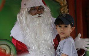 Parque da Cidade recebe a casa do Papai Noel Polo Norte1