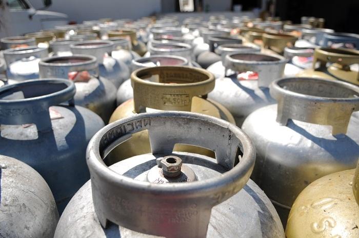 Petrobras anuncia o aumento do gás de cozinha