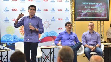 Prefeitura anuncia programação completa do Festival Virada Salvador