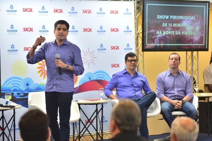 Photo of Prefeitura anuncia programação completa do Festival Virada Salvador