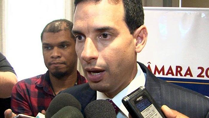 Photo of Presidente Leo Prates avalia primeiro ano de seu mandato à frente da Câmara Municipal