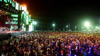 Primeiro dia do Festival Virada Salvador reúne cerca de 200 mil pessoas em Salvador