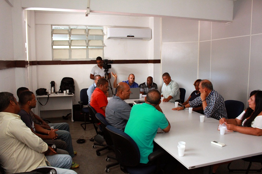 Photo of Reunião entre Semob e Lideres Comunitários da Santa Cruz termina sem acordo