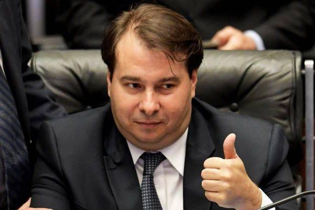 Photo of PCdoB costura apoio à reeleição de Rodrigo Maia para presidente da Câmara