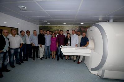 Rui realiza visita guiada à Policlínica Regional em Irecê
