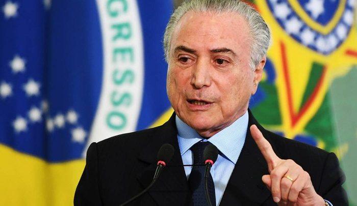 Sem PSDB, Temer discute candidato para 2018 unindo DEM, PSD, PP, PR, PRB e PTB