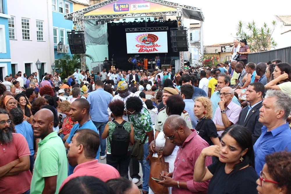 Photo of Confira as atrações do Carnaval do Governo do Estado 2018 em Salvador