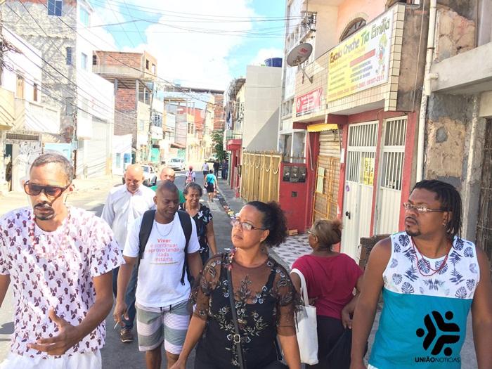 Photo of Coordenadora da Sepromi visita o Circuito Mestre Bimba e realiza vistoria