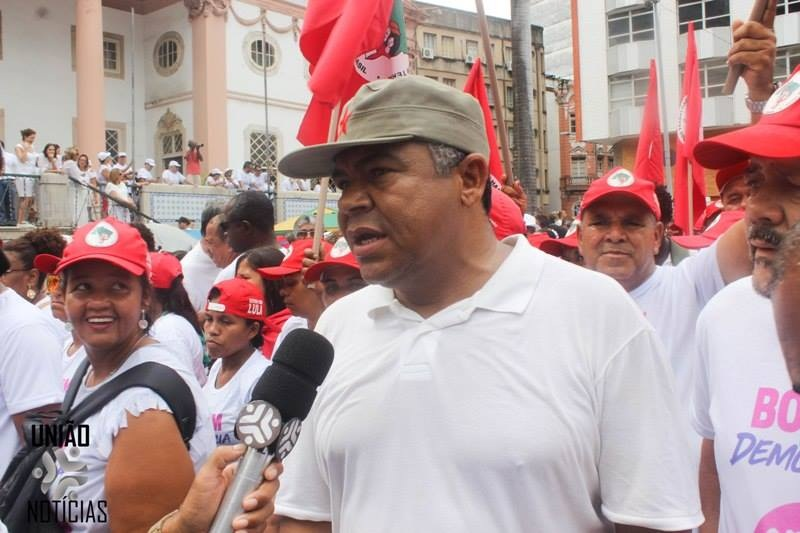 Photo of Deputado Valmir Assunção faz pedido ao Senhor do Bonfim para absolvição do ex-presidente Lula