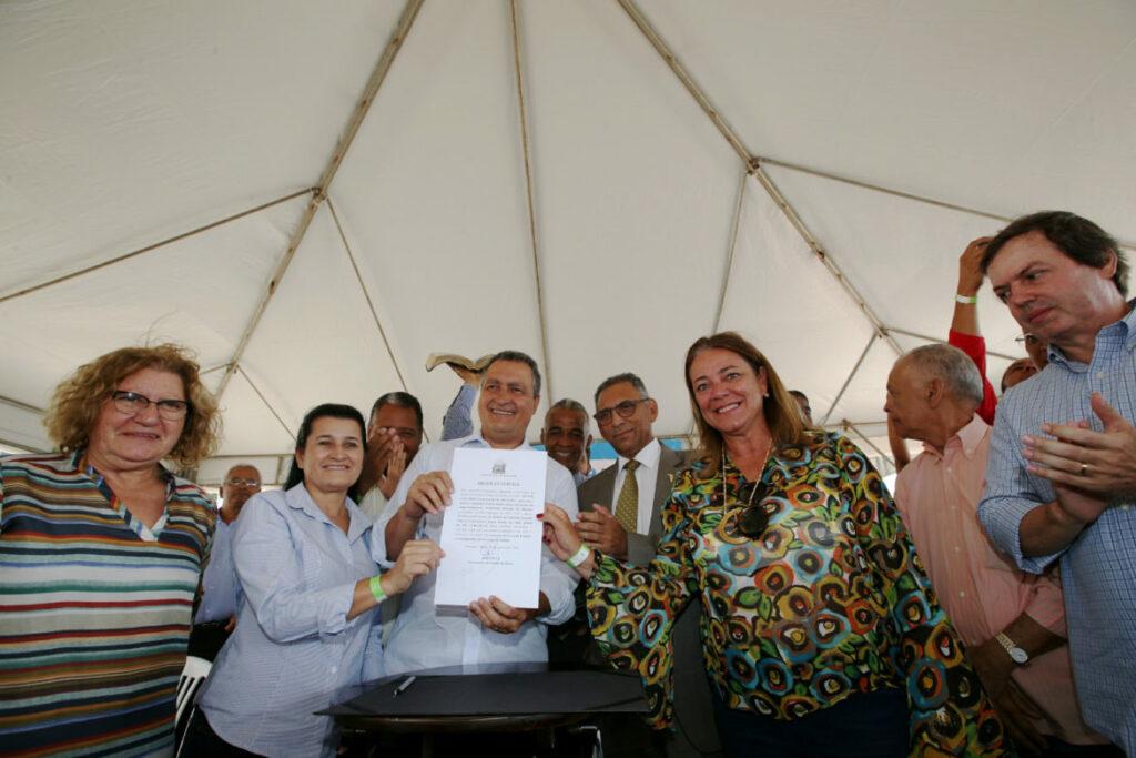Em Salvador, Governo inicia construção de 144 unidades habitacionais no Bonfim
