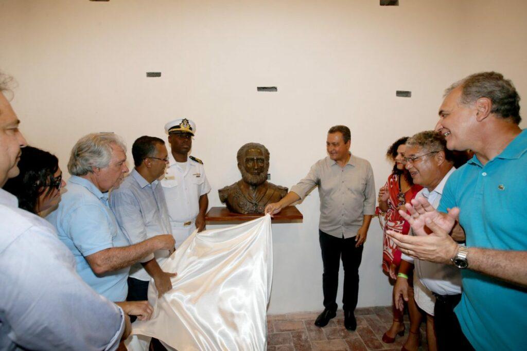 Photo of Governador entrega restauração da Fortaleza de Morro de São Paulo