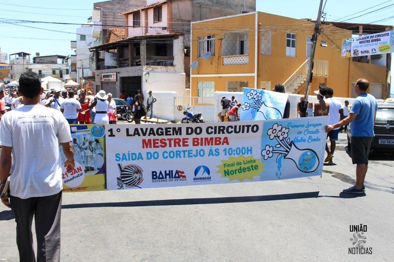 """Photo of 1º Lavagem do Circuito Mestre Bimba """"Fotos"""""""