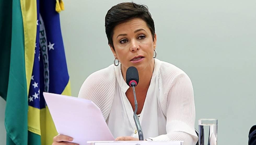 Photo of Justiça Federal mantém proibida a posse de Cristiane Brasil como ministra
