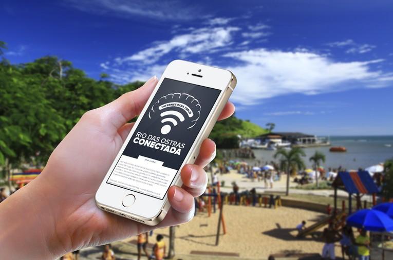 População terá acesso a Wi-Fi gratuito na concentração da Lavagem do Bonfim