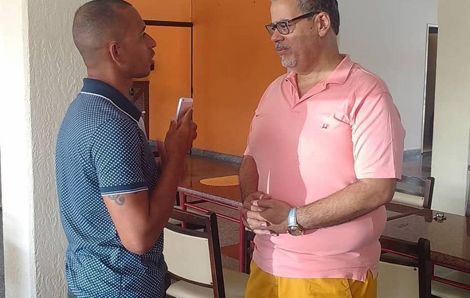 Prefeito Luciano Pinheiro fala de sua gestão no Município de Jacobina