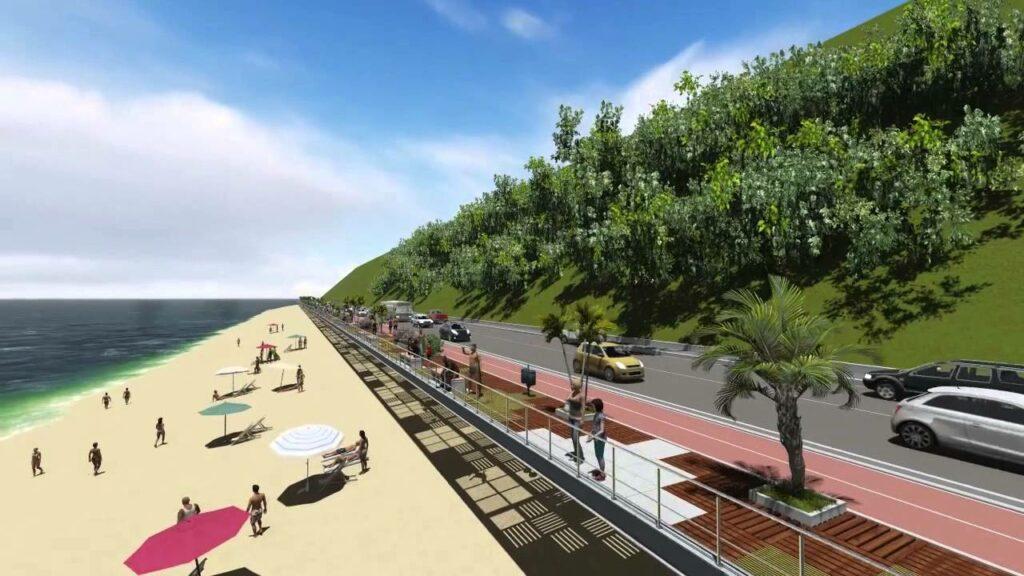 Prefeitura inicia obras de requalificação nos trechos de orla de Ondina á Rio Vermelho