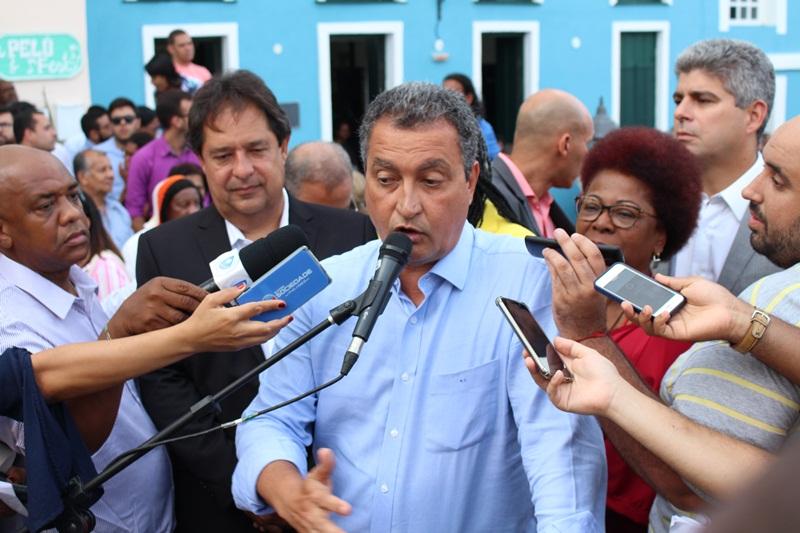 Photo of Rui garantiu que vai acionar a Procuradoria e o Ministério Público da Bahia (MP-BA) em defesa dos ambulantes