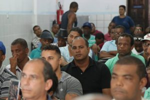 Sindilimp-Ba reúne diretoria plena e debate planejamento politico estadual 1