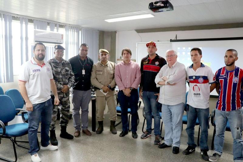 Photo of Ba-Vi de torcida mista contará com 400 policiais militares