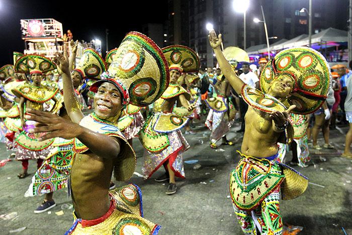 Carnaval da Cultura celebrou os 220 Anos da Revolta dos Búzios no Pelourinho e nos blocos do Ouro Negro