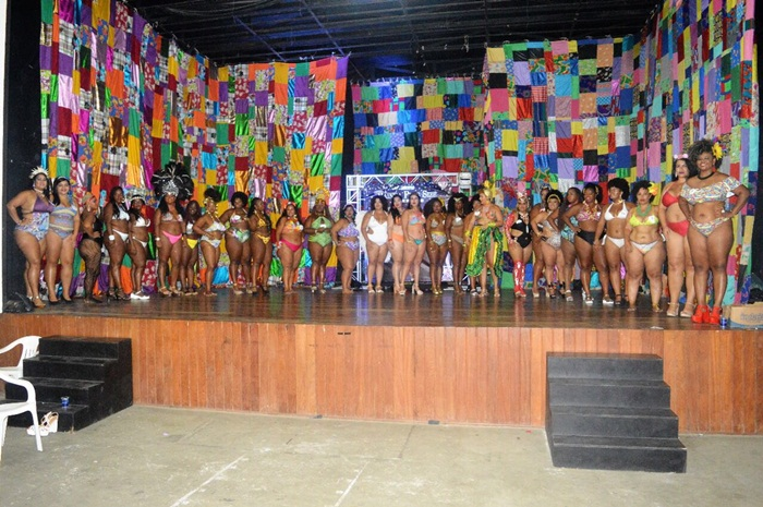 Concurso Rainha Plus Size do Carnaval de Salvador 2018