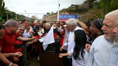 Na véspera do BA-VI, Via Mario Sérgio é inaugurada