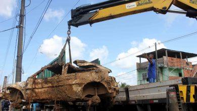 Prefeitura realiza Operação Sucata