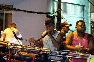 Samba comandou o Nordeste de Amaralina
