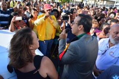 Photo of Trabalhadores terceirizados pedem apoio da Câmara