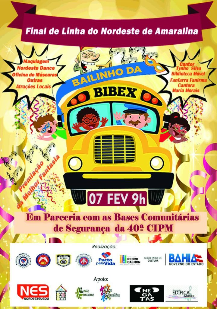 Photo of Carnaval do Nordeste 2018: 1º Bailinho da Bibex