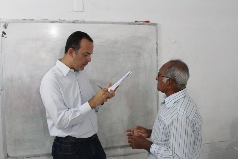 Photo of Equipe da Rede Bahia Grava Reportagem no Bairro da Santa Cruz