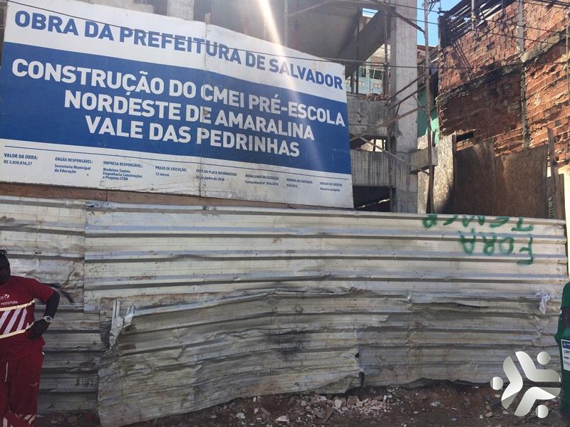 Photo of Prefeitura elimina ponto de descarte de lixo na Rua do Gás em Santa Cruz