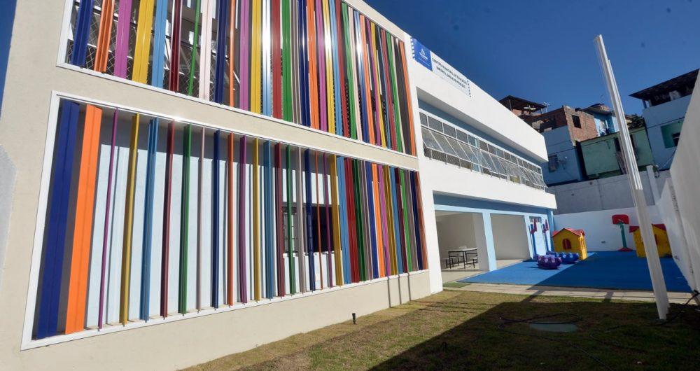 Prefeitura entrega nova creche em Santa Cruz nesta sexta (2)