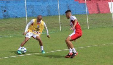 Após vencer o Botafogo-PB Parte do elenco do Bahia inicia trabalho no Fazendão de olho no Atlético-PR