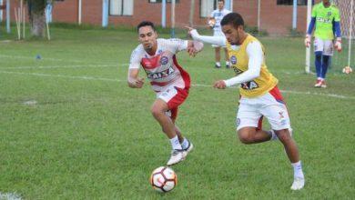 BAHIA Tricolor treina já pensando na estreia da Série A