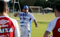 Bahia segue preparação para a final