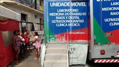 GOVERNO DO ESTADO Unidade Móvel da Saúde atende moradores do Nordeste de Amaralina