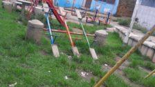 Photo of Moradores reclamam da falta de limpeza na praça do bairro Chapada do Rio Vermelho