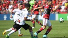 VITÓRIA Leão estreia no Brasileirão contra o Flamengo, sábado (14), às 19h, no Barradão