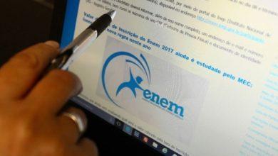 As inscrições para o ENEM 2018 começa na próxima segunda (7)