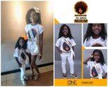 Candidatas da Santa Cruz ficam em segundo lugar no concurso Beleza Black