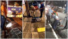 DESAL dá inicio a operação chuva em Salvador