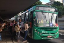 Salvador vai ficar sem ônibus no próximo domingo, avisam rodoviários