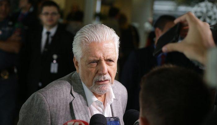 Wagner visita o ex-presidente Lula na cadeia em Curitiba