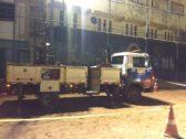 Photo of Prefeitura realiza serviço de troca de lâmpadas de refletores do Campo do Areal