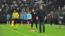 """Photo of Mancini aprova comportamento do Vitória em empate: """"Equipe mostrou evolução"""""""