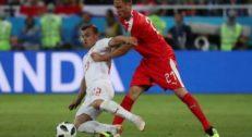 Photo of Suíça vira o jogo sobre a Sérvia e embola grupo do Brasil